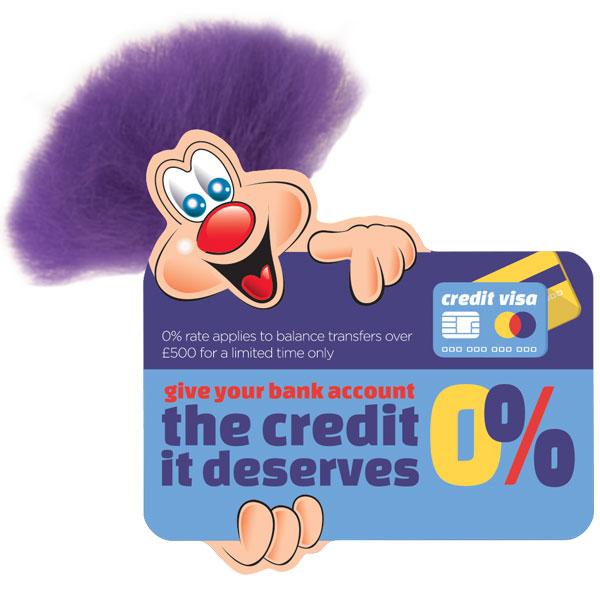 Adman Credit Card