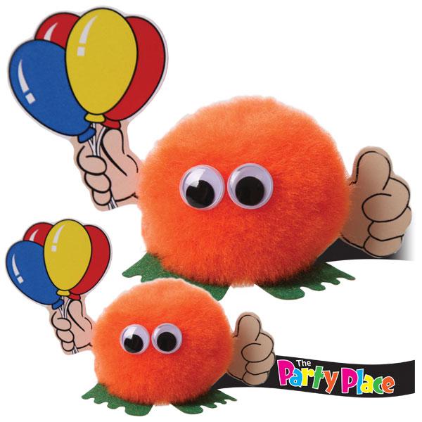 Balloons Handholder - (B)