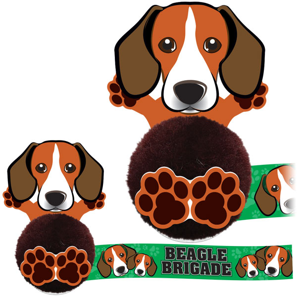 Promo-Pals Beagle - (B)