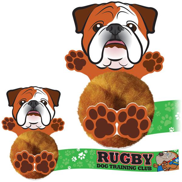 Promo-Pals Bulldog- (B)