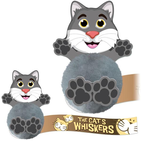 Promo-Pals Cat - (B)