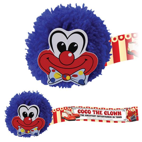 Mop Clown - (A)