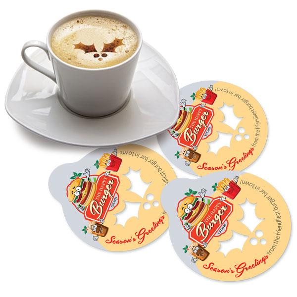 Festive Coffee Dusters