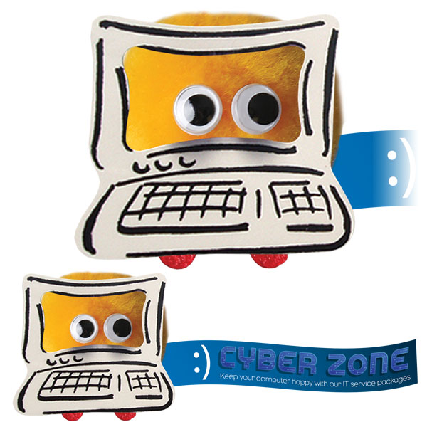 Computer - (B)