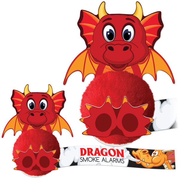 Promo-Pals Dragon - (B)