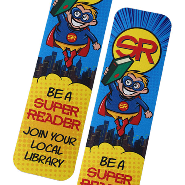 Foam-tuff Bookmark