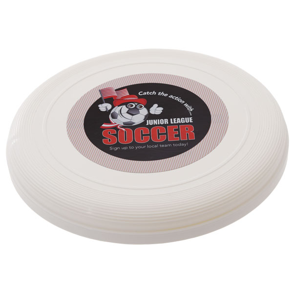 Plastic Flying Disc