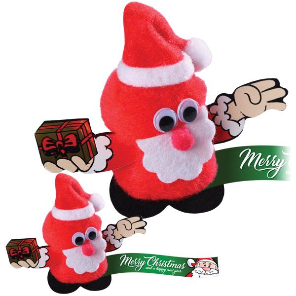 Full Santa & Parcel - (E)