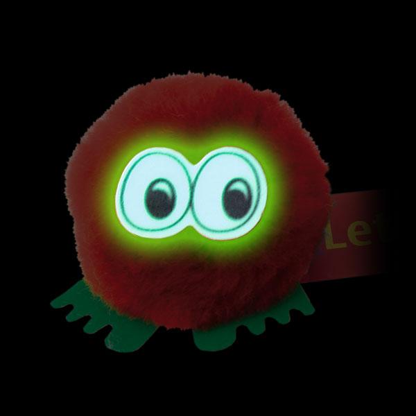 Glow in the Dark Logobug