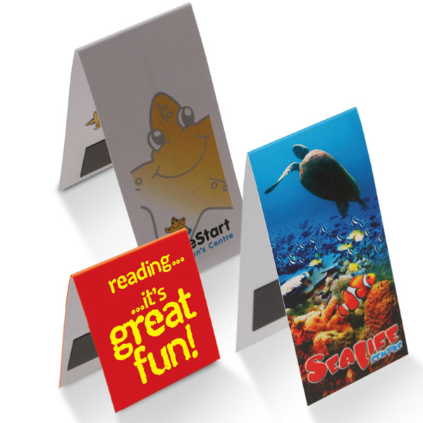 Folding Magnetic Bookmark