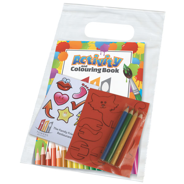 Children's Activity Packs