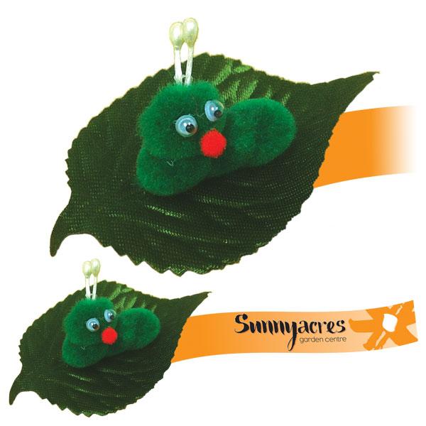 Leafy Caterpillar - (C)