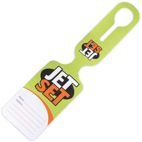 Tyvek Luggage Tag