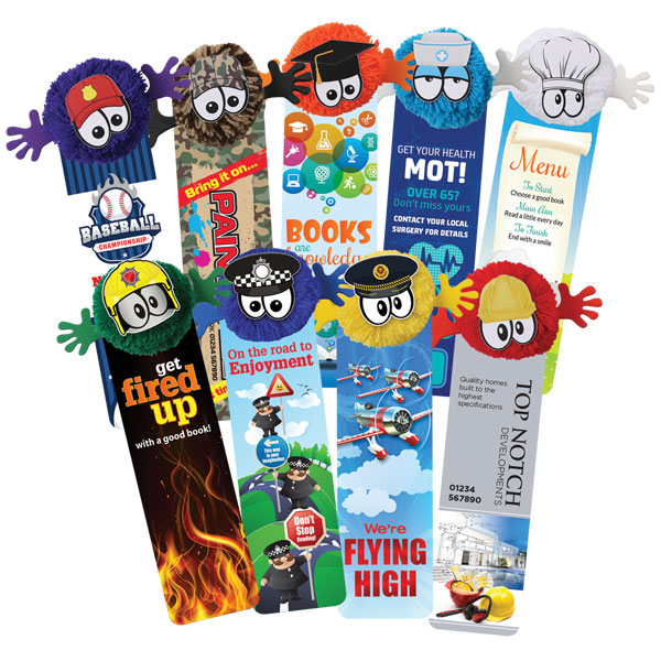 Mophead Bookmarks