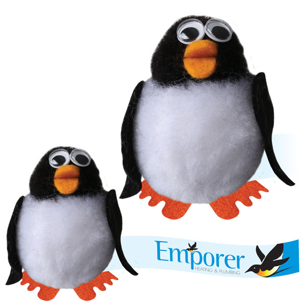 Penguin Logobug