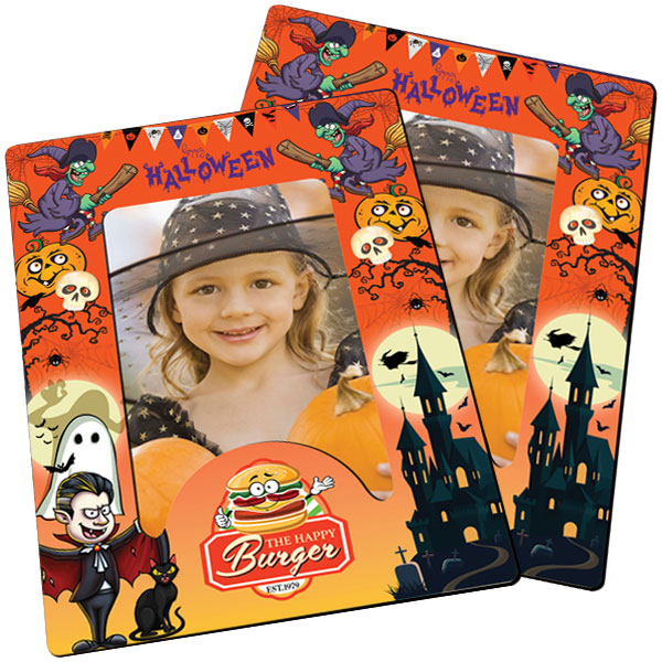 Halloween Frame Magnets