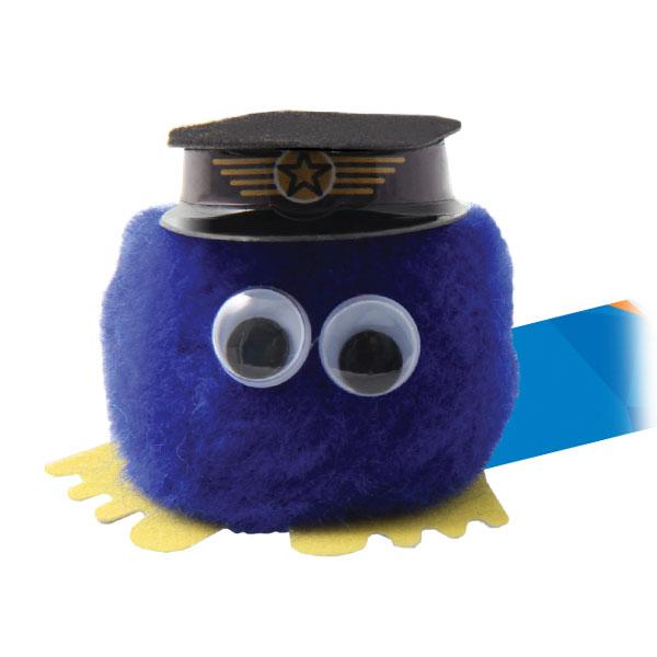 Pilot Decal Hatter