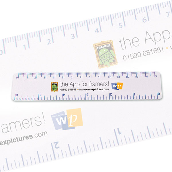 Plastic Ruler - Standard