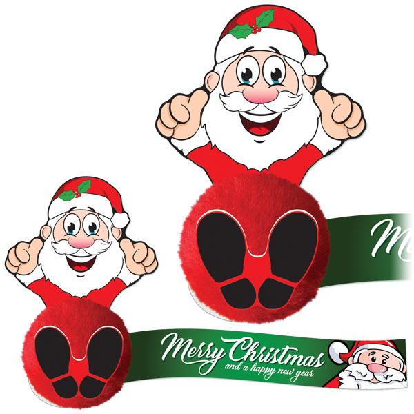 Promo-Pals Santa - (B)