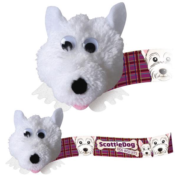 Scottie Dog Logobug