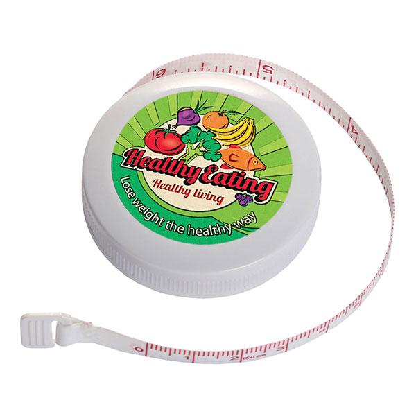 Slimmer's Tape Measure