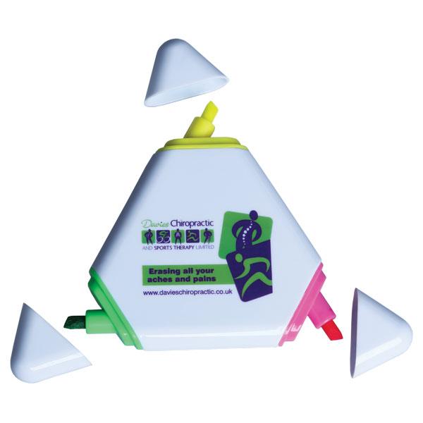 Triangle Highlighter Pen