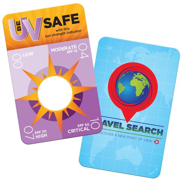 UV Sun Gauge