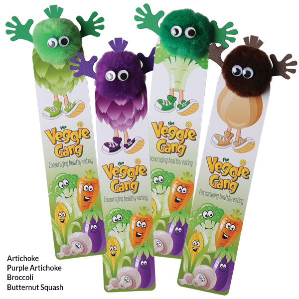 Healthy Eating Bookmarks