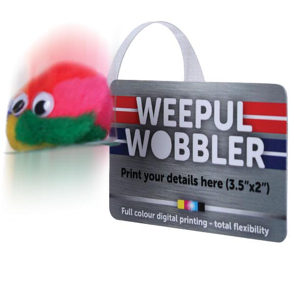 Logobug Wobbler