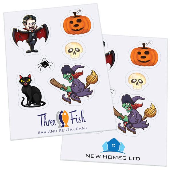 Seasonal Stickers