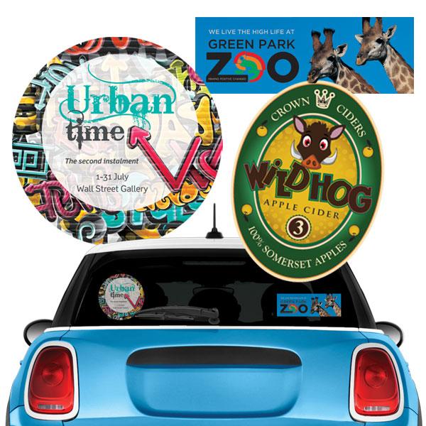 Car & Window Stickers