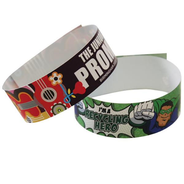 Polysoft Wristbands