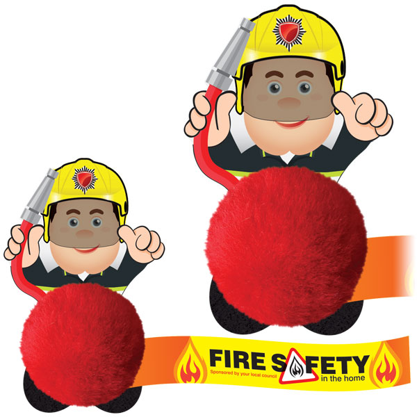 Promo-Pals Firefighters