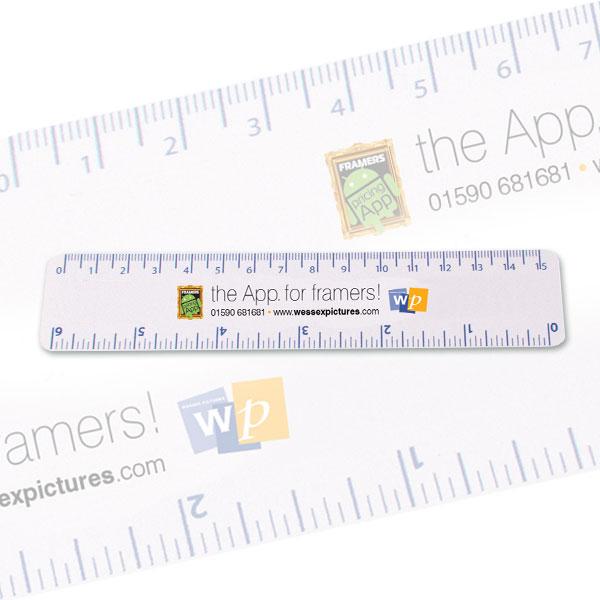 Plastic Ruler Standard