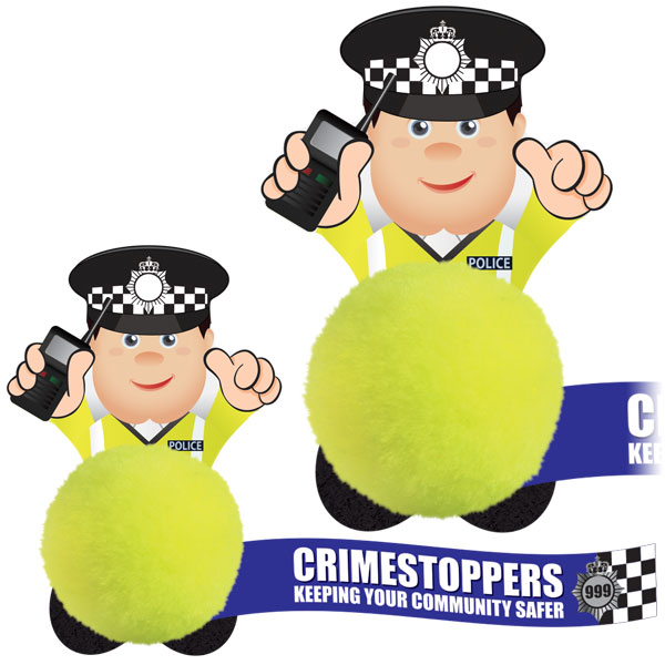 Promo-Pals Police Officer
