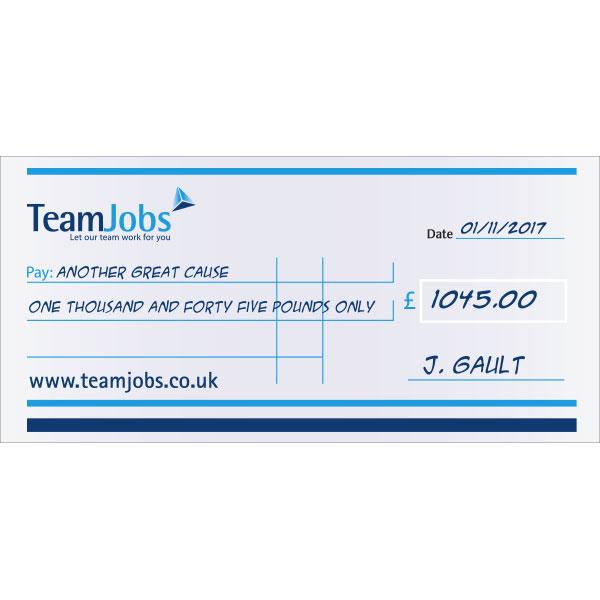 Presentation Cheques