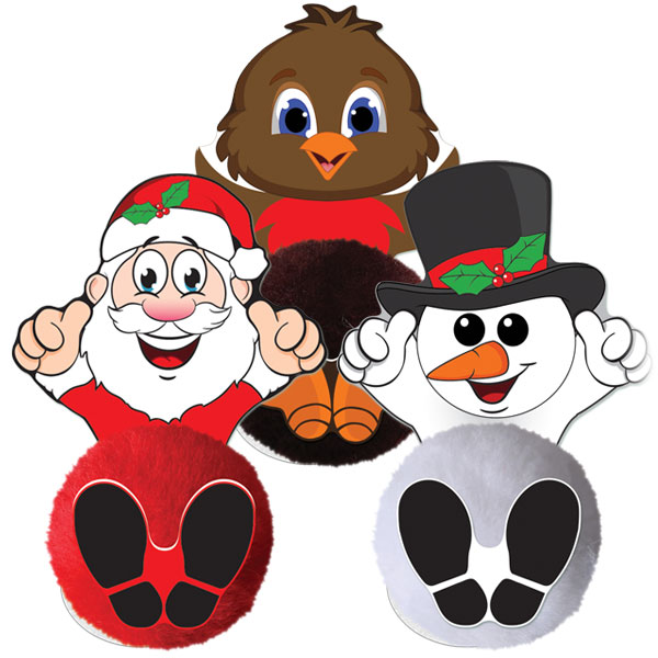 Christmas Promo-Pals