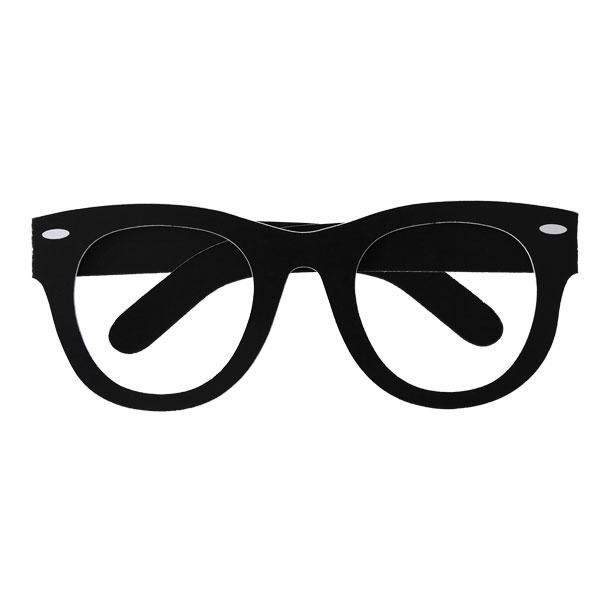 Selfie Black Glasses