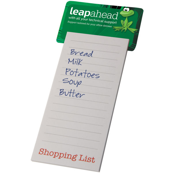 Shopping List Magnet