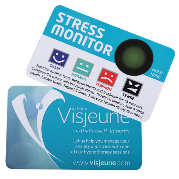 Stress Monitor Card