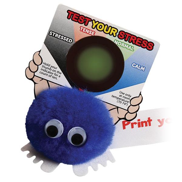 Stress Monitor Logobug