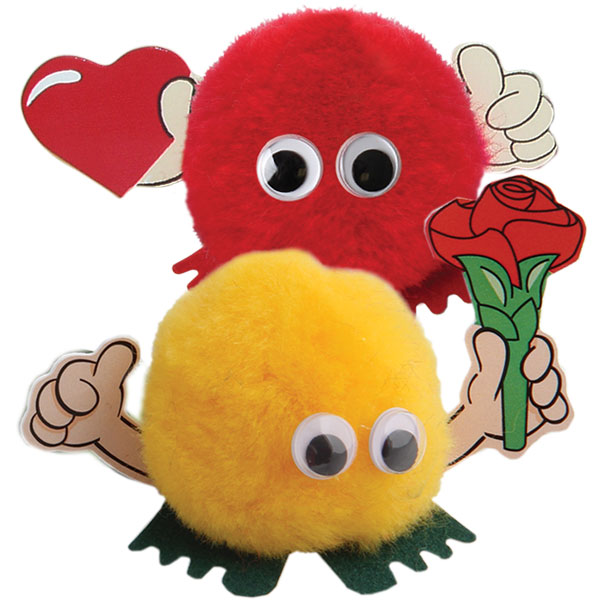 Valentines Logobugs